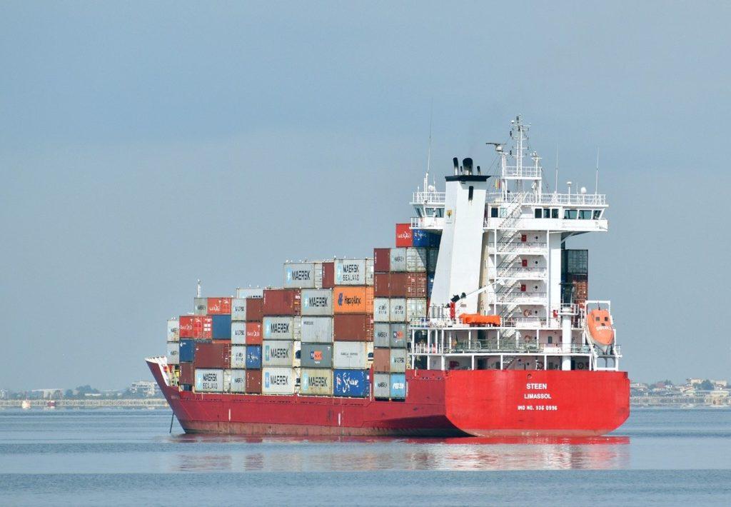 cargo ship, freighter, sea-6598149.jpg